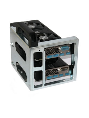 Extender Module with mounted GPU