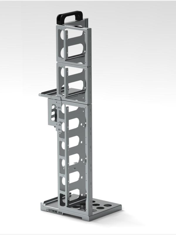 Kit telaio mining Bundle RIG-V10