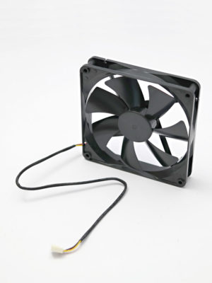 Dual Bearing Fan for Mining Rig
