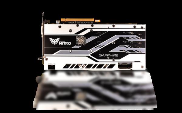 Backplate of GPU CARD